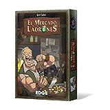 Asmodee - El Mercado de los Ladrones (Edge Entertainment EDGTM01)