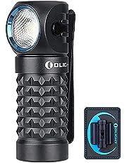 Olight Perun Mini Headlamp 1000 Lumens Compact Multi-use Illumination Headlight with RCR123A Magnetic Rechargeable Light