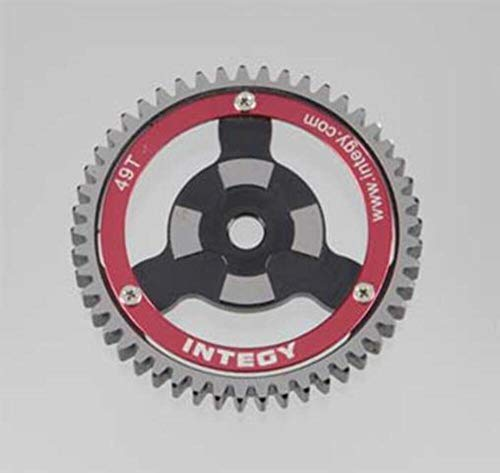 Price comparison product image Integy RC Model Hop-ups T7095 Steel Spur Gear for HPI Savage-X