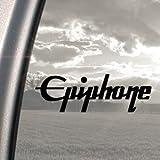 EPIPHONE Hummingbird Guitare Noir vinyle autocollant de voiture Pare-chocs