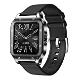 COLMI Smart Watch for iPhone Andriod,2021 New Upgraded Smartwatch for Men with Sleep Tracker and Message Reminder, Waterproof Fitness Tracker with Heart Rate and Blood Pressure Monitor