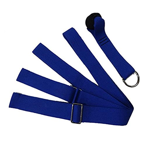 ABCDJHH Stretch Strap Elastic Yoga Strap Exercise Stretch Band for Yoga Pilates