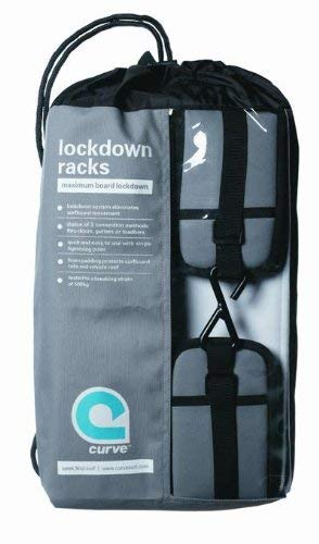 Curve SUP Soft Rack Lockdown SUP Racks - Premium...