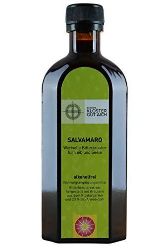 Salvamaro : Bittertropfen alkoholfrei/Magenbitter ohne Alkohol