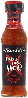 Nando's Peri-Peri Sauce XX Hot - 125g