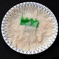 天然 マトウダイの薄造1~2人前90g×3皿 島根大田鮮魚市場 脂がしっとりのった高級魚 刺身よりも旨い高級薄造りだから味わえる旨味 日帰り漁のうまみをご堪能ください