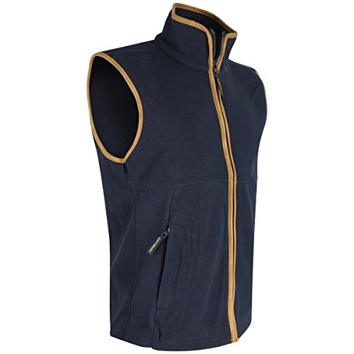 Kombat UK Kinderen Land Fleece Gilet-Zwart