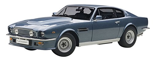 AUTOart 70223 1/18 - Millennium: Aston Martin V8 Vantage 1985, Chichester Blue