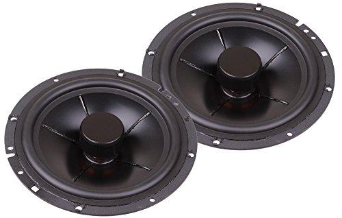 Reckhorn 2 Stück Autolautsprecher F-6.5 Bassmitteltöner