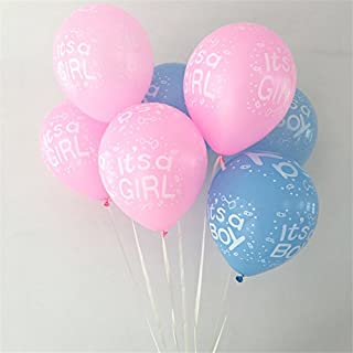 Party Propz Baby Shower Balloon Pack Of 25 Pcs For Gender Neutral Baby Shower Decoration
