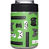 Skinit Decal Skin Compatible with Yeti Colster Can Insulator - Originally Designed Xbox Pattern Design