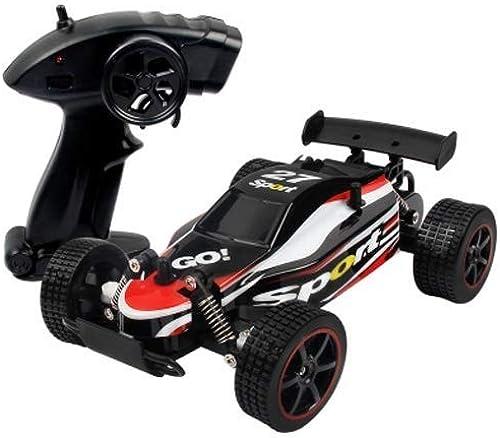 IBalody Wireless Flat Design High Speed  ernbedienung Auto 1 20 2 Styles Optional RC Spielzeug fürzeug Klettern Lade Spielzeug Jungen Geburtstagsgeschenke für Kinder 6+ (Farbe   rot-A)
