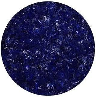 Cobalt Blue Transparent Medium Frit, 8.5 Oz - 96 Coe
