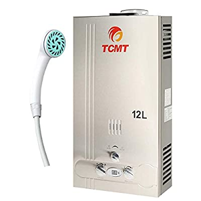 TC-Home Natural Gas Instant stainless steel Tankless Hot Water Heater