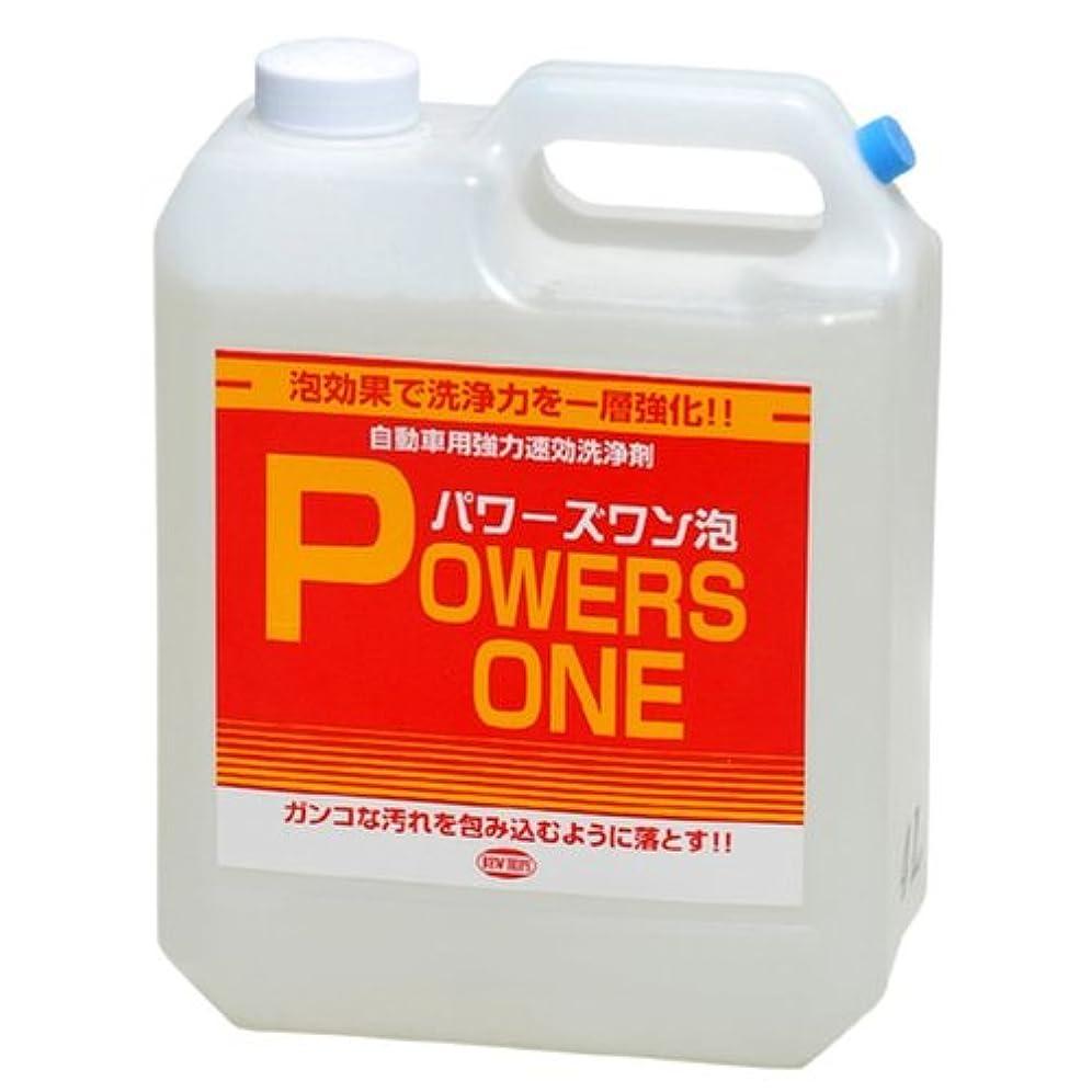 熟したマンモス拍手するニューホープ ホイール汚れも落とす!強力業務用洗剤 パワーズワン 4L PW-10