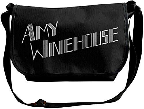 Amy Winehouse Logo Unisex, Ligero, Duradero, Mochila Escolar, Mochila multifunción, Bolsos de Hombro, Mochila Escolar