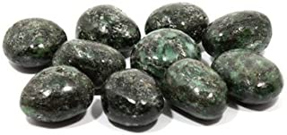 CrystalAge Piedra de cromo verde (20-25 mm) – 5 unidades