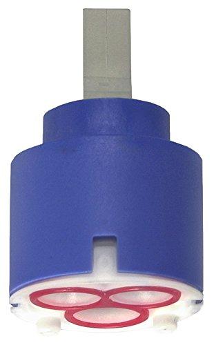 Cornat Kartusche Temperaturbegrenzer, Mengenbegrenzer, Durchmesser 40 x Höhe 62 mm, 1 Stück, AE202