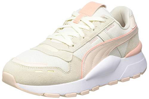 PUMA RS 2.0 Femme WN S, Zapatillas Mujer, Ponche de Huevo de malvavisco, Color Rosa, 36 EU