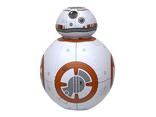 SwimWays Star Wars BB-8 Inflatable Pool Toy - Star Wars Pool Toys - Floating Toy - Inflatable Pool Toys