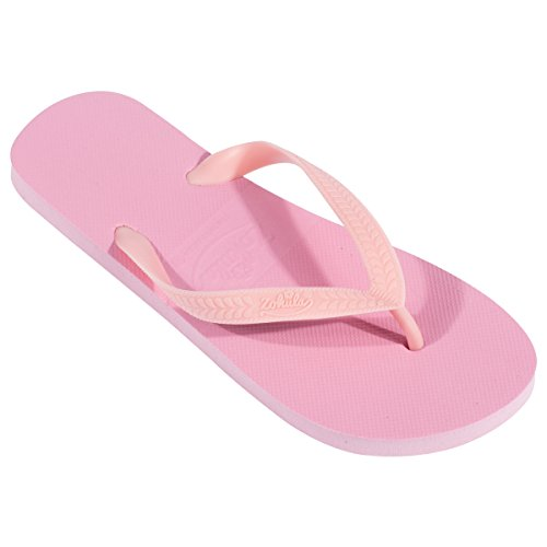 ZOHULA Flip Flops Großeinkauf - 10 Paare (Mx10, Baby Pink)