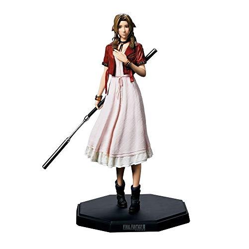 Square Enix Final Fantasy VII Remake Statuette Aerith Gainsborough, Multiple Colors