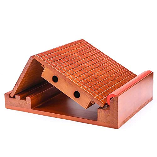 Xiao Jian Stretch Board Pull Tendon Bench Pull Tendon Boor massief hout moxibustion pull tendon stand plate stretch dunne pijpen gekanteld pedaal pull tendon boren