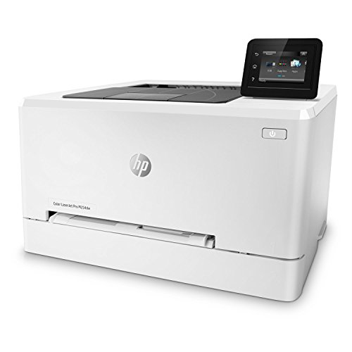 HP Laserjet Pro M254dw Wireless Color Laser Printer (T6B60A) (Renewed)