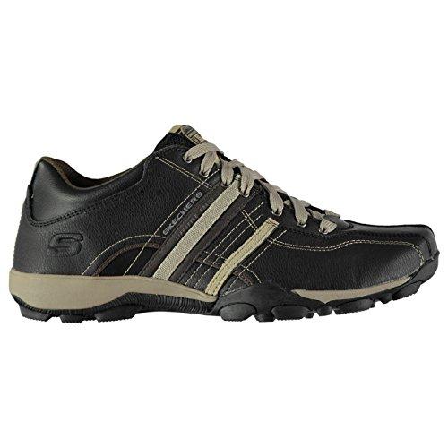 Skechers - Zapatos urbanos, diseño Urban Tread, zapatos de hombre, tiempo libre deporte zapatillas