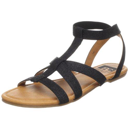 BC Footwear Eistee für Damen, Schwarz (schwarz), 41 EU
