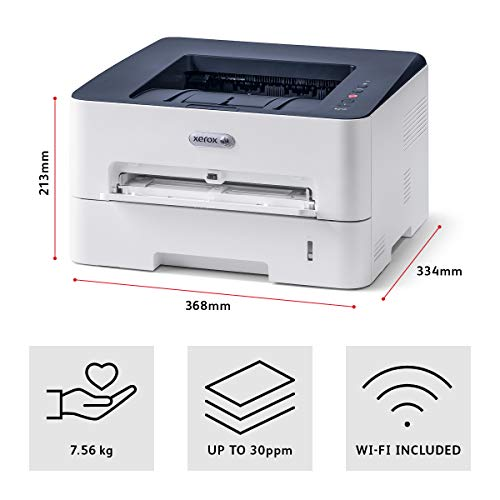 Xerox B210DNI S/W-Impresora láser LAN WiFi