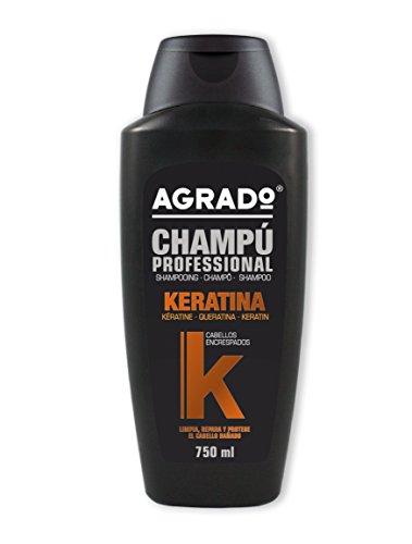 Agrado Champú Tratamiento Keratina - 750 ml