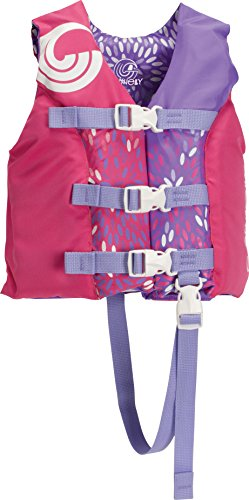 Connelly Girl's Child Nylon Vest, 30-50lbs