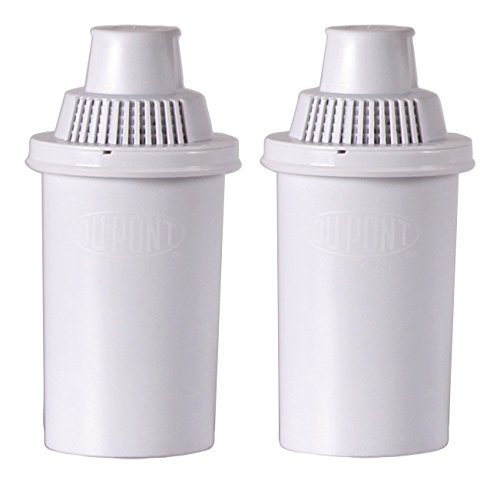 DuPont WFPTC102 High Protection Universal Pitcher Cartridge, 2-Pack