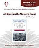 All Quiet on the Western Front - Teacher Guide by Novel Units
