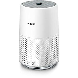 Purificatore d'aria portatile, tasso di purificazione dell'aria 190 m³/h, controllo touch.