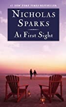 By Nicholas Sparks At First Sight (Large Print) Large Print (2005) Hardcover
