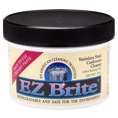 EZ Brite Stainless Steel & Chrome Cleaner / Polish