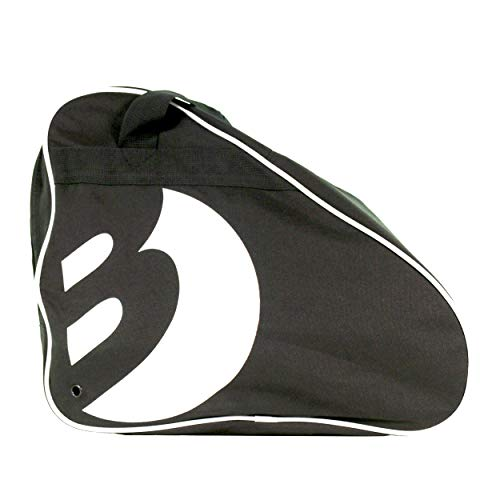 Best sporttas voor inline skates en schaatsen, zwart, 41 x 34 x 22 cm