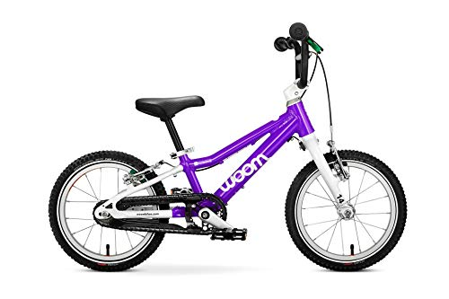 """woom 2 Pedal Bike 14"""", Ages 3 to 4.5..."""