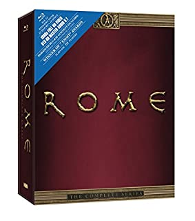 Rome: The Complete Series [Blu-ray] (B0028RXXFC) | Amazon price tracker / tracking, Amazon price history charts, Amazon price watches, Amazon price drop alerts