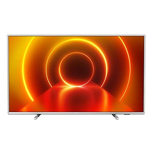 "Philips 58PUS7855/12 Televisor 147,3 cm (58"") 4K Ultra HD Smart TV WiFi Plata 58PUS7855/12, 147,3 cm (58""), 3840 x 2160 Pixeles, LED, Smart TV, WiFi, Plata"