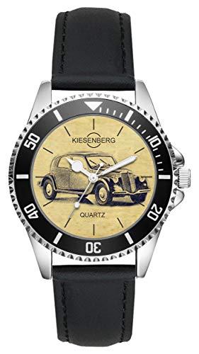 Geschenk für Lancia Aprilia Oldtimer Fahrer Fans Kiesenberg Uhr L-6383