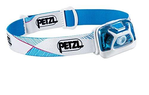 PETZL Tikka Lanterna Frontal, Unisex Adulto, Azul, Talla Ú