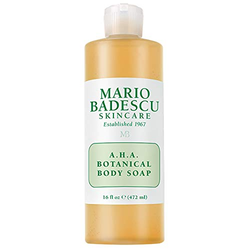 Mario Badescu A.H.A. Botanical Body Soap, 16 Fl Oz