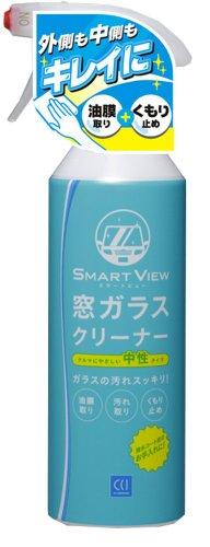 シーシーアイ(CCI)スマートビュー窓ガラスクリーナー440mlG-103
