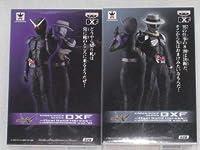 仮面ライダーW ダブル フィギュア DXF dxf dual solid heroes 仮面ライダージョーカー スカル 2個セット