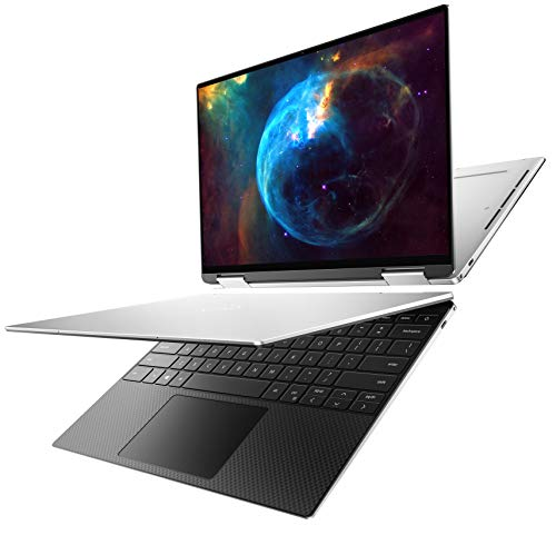 DELL XPS7390-7954SLV-PUS 2-in-1 Convertible 13.4-inch FHD InfinityEdge Touchscreen Laptop (Silver)