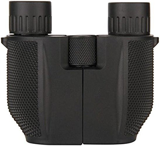 TéLESCOPE HD Dim lumière Vision Nocturne Compact portable Enfant Adulte Non-IR Jumelles, 10X26, Noir