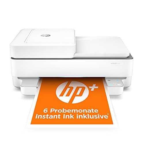 HP DeskJet 4120e Stampante Multifunzione, Bluetooth,36.11 x 43.25 x 17.4cm, Bianco